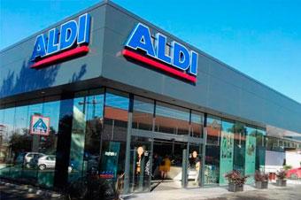 Instalaciones ALDI en Sant Cugat