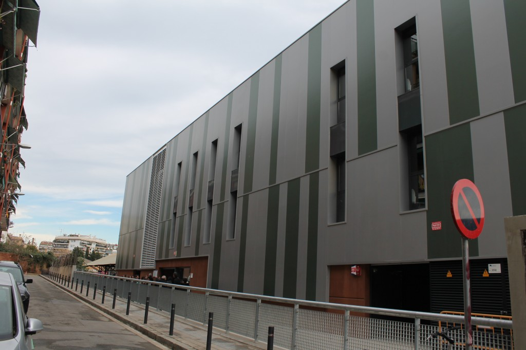 Instalaciones CAP MAGORIA en Barcelona