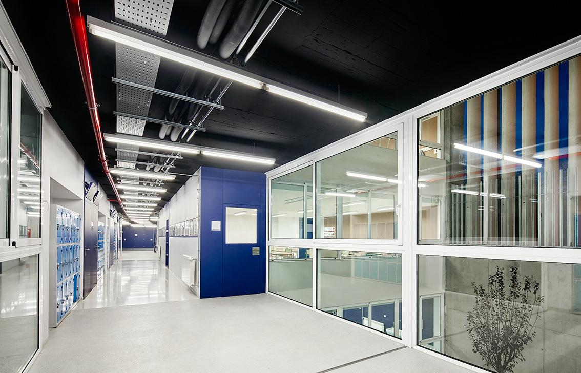 Instalaciones Instituto Esteve Albert Sant Vicenç de Montalt