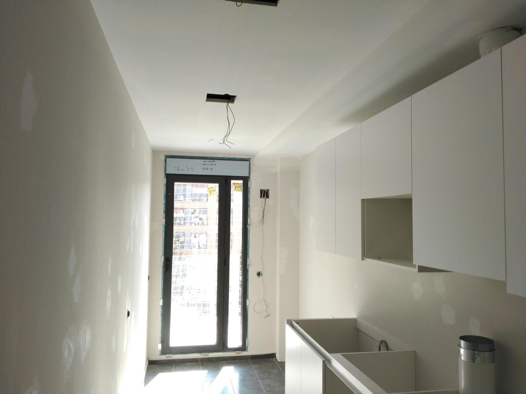 Instalaciones eléctricas y telecomunicaciones en edificio (Batlló Magòria)
