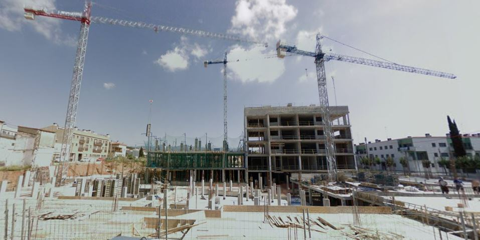 Instalaciones en edificio plurifamiliar de 18 viviendas